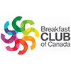 Logo breakfast Club of Canada