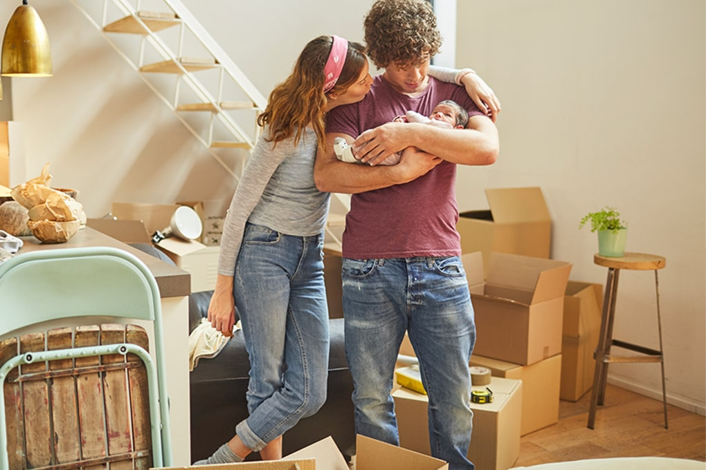 Budgeting for first-time homebuyers