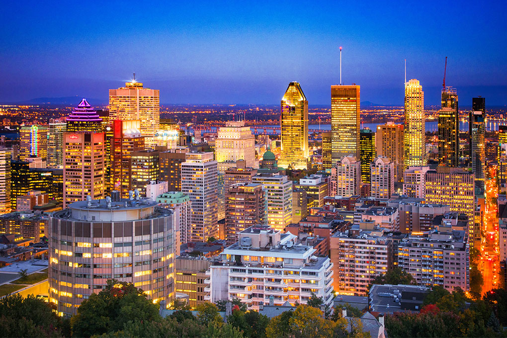 Greater Montreal is a global center for technology and innovation